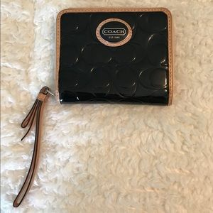 *MakeOffer* Coach small wallet